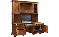 Aspen Hawthorne Desk with Hutch