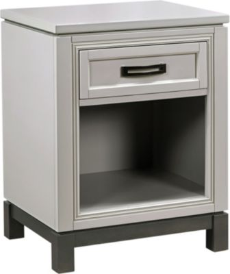 Aspen Hyde Park 1-Drawer Nightstand