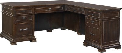 Aspen Weston Desk with Return