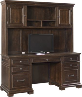Aspen Weston Credenza with Hutch
