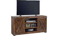 Aspen Urban Farmhouse 60-Inch Barn Door TV Stand