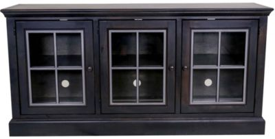 Aspen Churchill Black 66-Inch Console