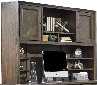Aspen Harper Point Credenza Hutch