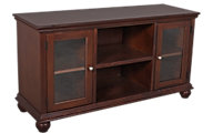 Aspen Casual Traditional Cherry 51-Inch Console