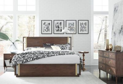 Accentrics Home Urban Eclectic Queen Bed