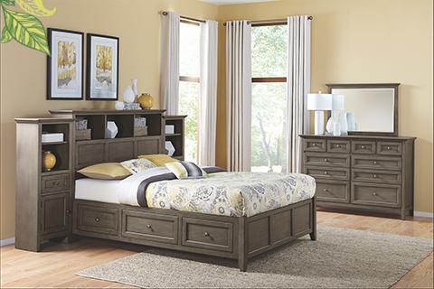 Eco-friendly Alder Wood Furniture