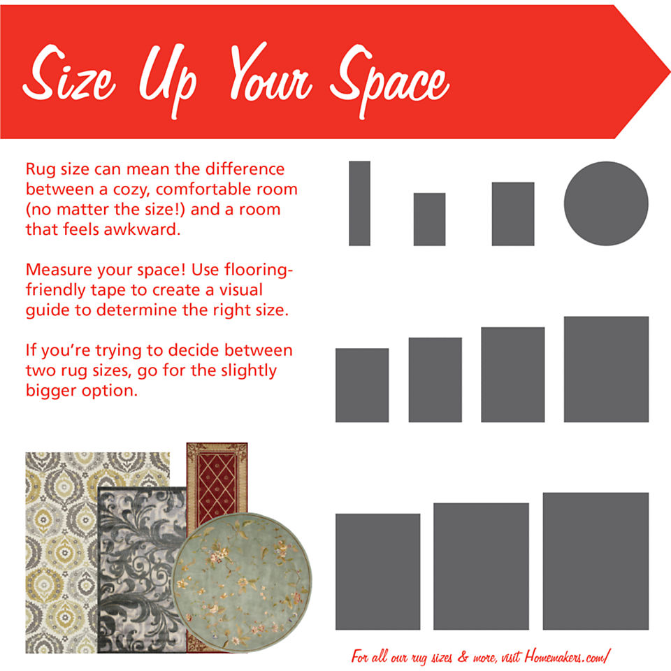 Size Up Your Space