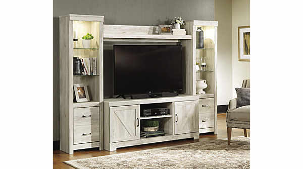 Ashley Bellaby Entertainment Center