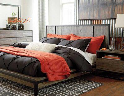 Ashley Cazentine bedroom set