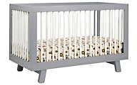 Million Dollar Baby Babyletto Hudson 3-in-1 Convertible Crib