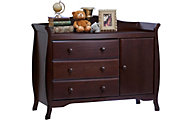 Million Dollar Baby Ashbury Changing Table Dresser