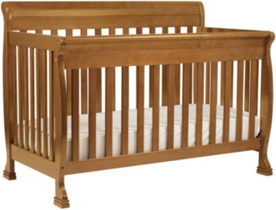 Million Dollar Baby DaVinci Kalani Chestnut 4-in-1 Convertible Crib