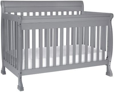 Million Dollar Baby DaVinci Kalani Gray 4-in-1 Convertible Crib