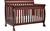 Million Dollar Baby DaVinci Kalani Cherry 4-in-1 Convertible Crib