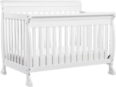 Million Dollar Baby DaVinci Kalani White 4-in-1 Convertible Crib