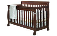 Million Dollar Baby DaVinci Kalani Espresso 4-in-1 Convertible Crib