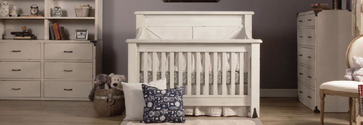 baby cribs and toddler beds