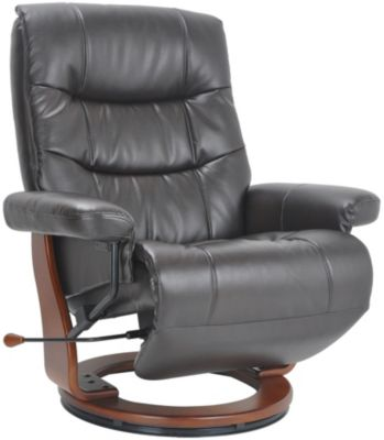 Benchmaster Valencia Large Recliner with Flip-Up Footrest
