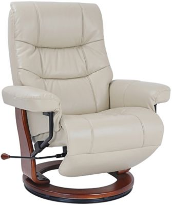Benchmaster Valencia Medium Recliner with Flip-Up Footrest
