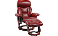 Benchmaster Emmie Reclining Chair & Ottoman