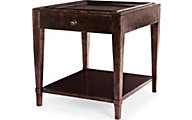 Bernhardt Casegoods Vintage Patina End Table