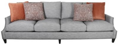 Simple Bernhardt Crawford Sofa With