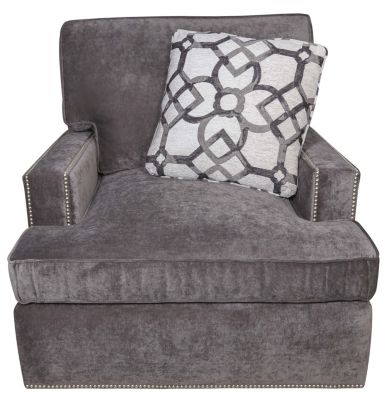 Bernhardt Signature Seating Swivel Chair