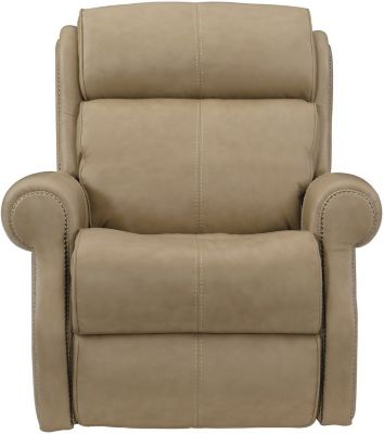 Bernhardt McGwire 100% Leather Power Recliner