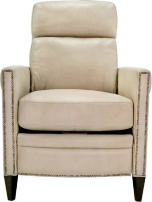 Bernhardt Studio 100% Leather Recliner