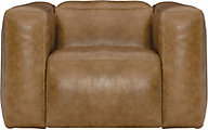 Bernhardt Cosmo 100% Leather Reclining Chair