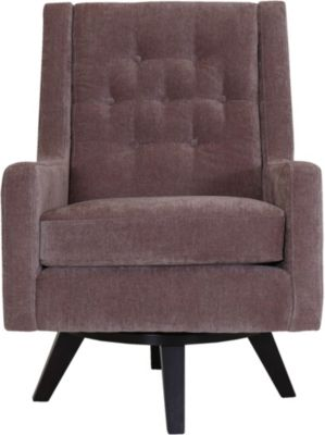 Best Chair Kale Mauve Swivel Chair