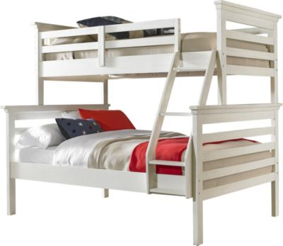 Bivona Lucca Crib Twin/Full Bunk Bed
