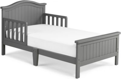 Bivona Delmar Gray Toddler Bed