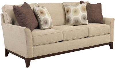 Broyhill Perspectives Cream Sofa