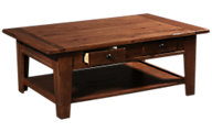 Broyhill Attic Heirlooms Coffee Table