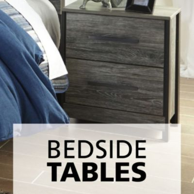 bedside tables and nightstands