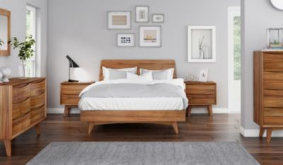 Global Home Berkeley Queen Bedroom Set