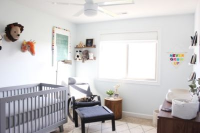 Brunette One Nursery