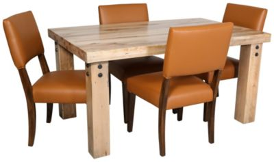 Canadel Loft Table & 4 Chairs