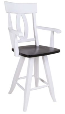 Canadel 0100 Collection Counter Stool with Arms