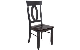 Canadel High Style Side Chair