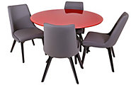 Canadel Downtown 5-Piece Dining Set
