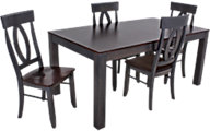 Canadel High Style Table & 4 Chairs
