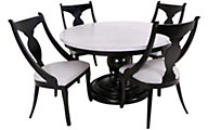 Canadel Cloud 5-Piece Dining Set