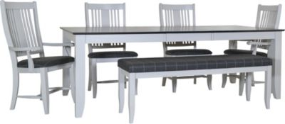 Canadel Core Six-Piece Dining Set