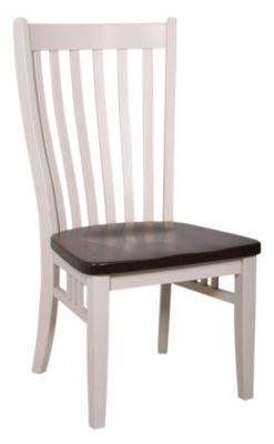 Canadel Solid Birch Side Chair