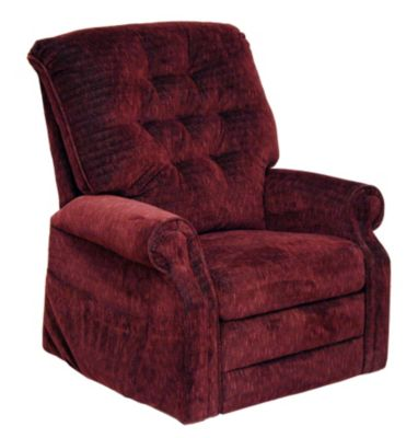 Catnapper Patriot Burgundy Lift Chair
