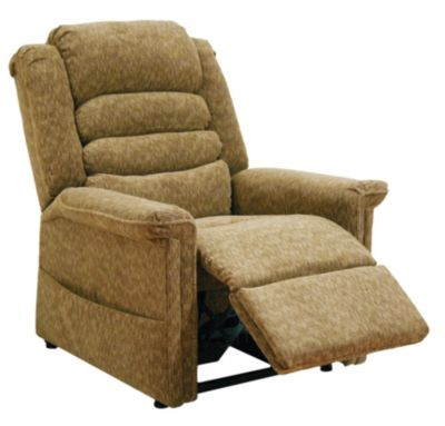 Catnapper Soother Tan Lift Massage Chair