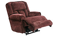 Catnapper Burns Burgundy Lift Chair