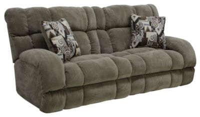 Catnapper Siesta Tan Queen Sleeper Sofa